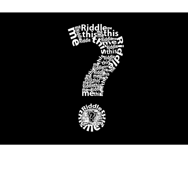 Kumpulan Riddle Dan Jawabannya Coretan Hijau